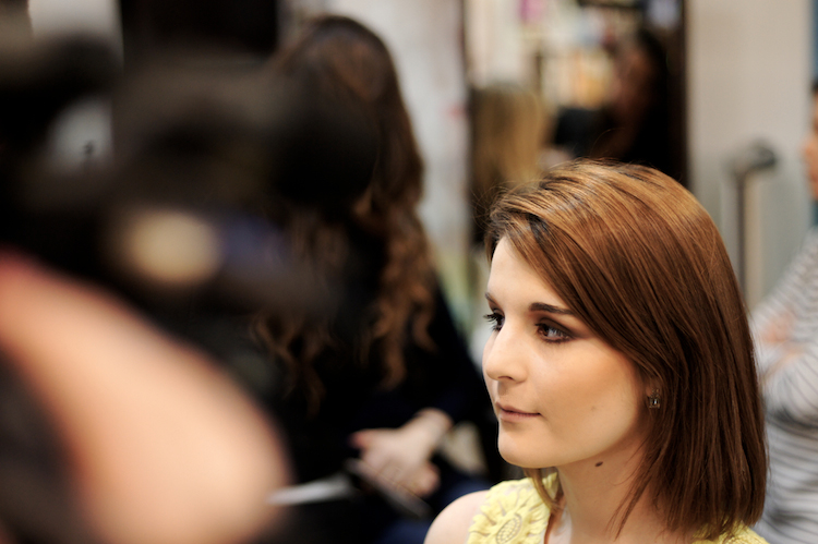 Make up di Dior esperienza fashion blogger milano