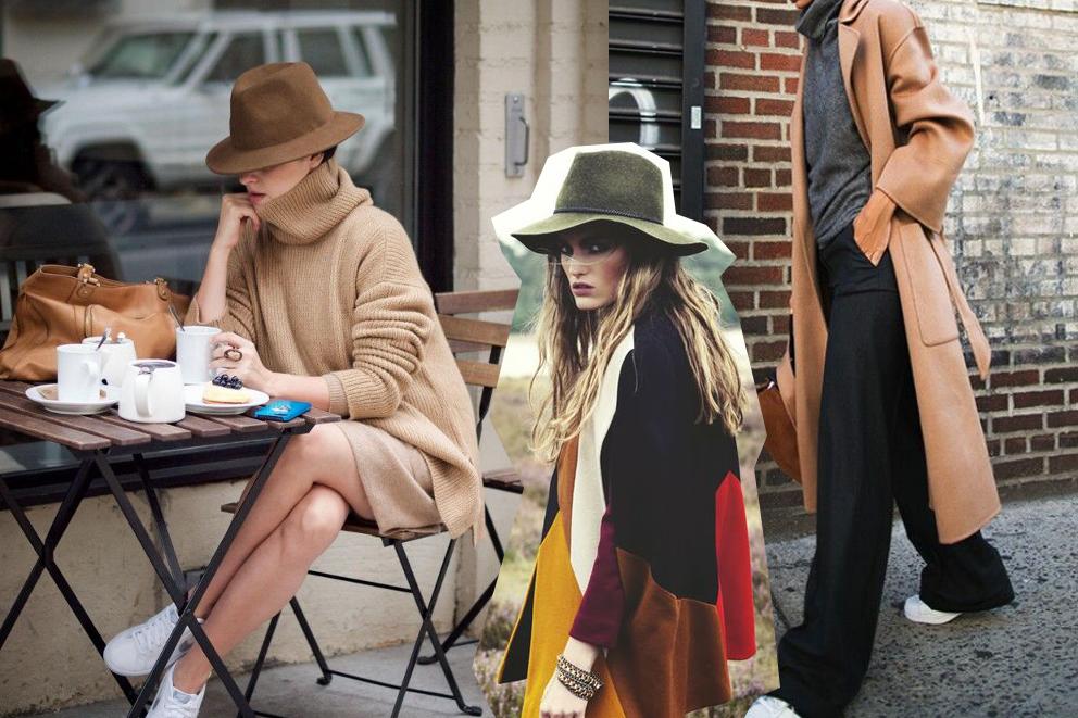 Fall Hats Inspiration