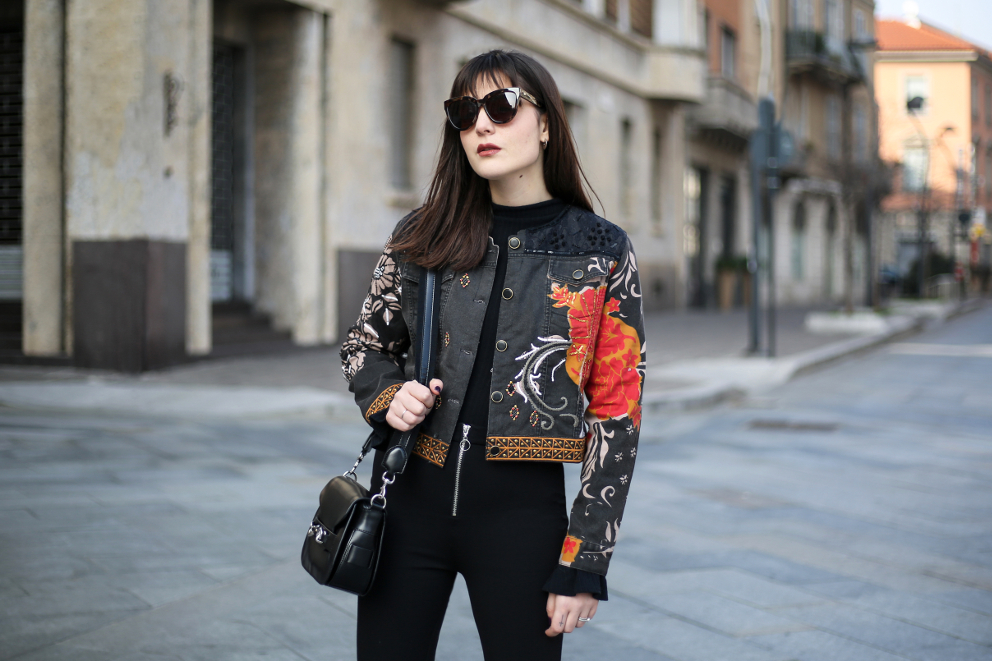 Desigual denim jacket