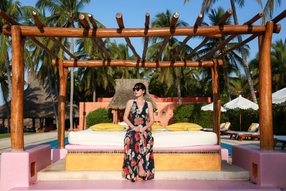 las alamandas resort mexico, Irene Buffa