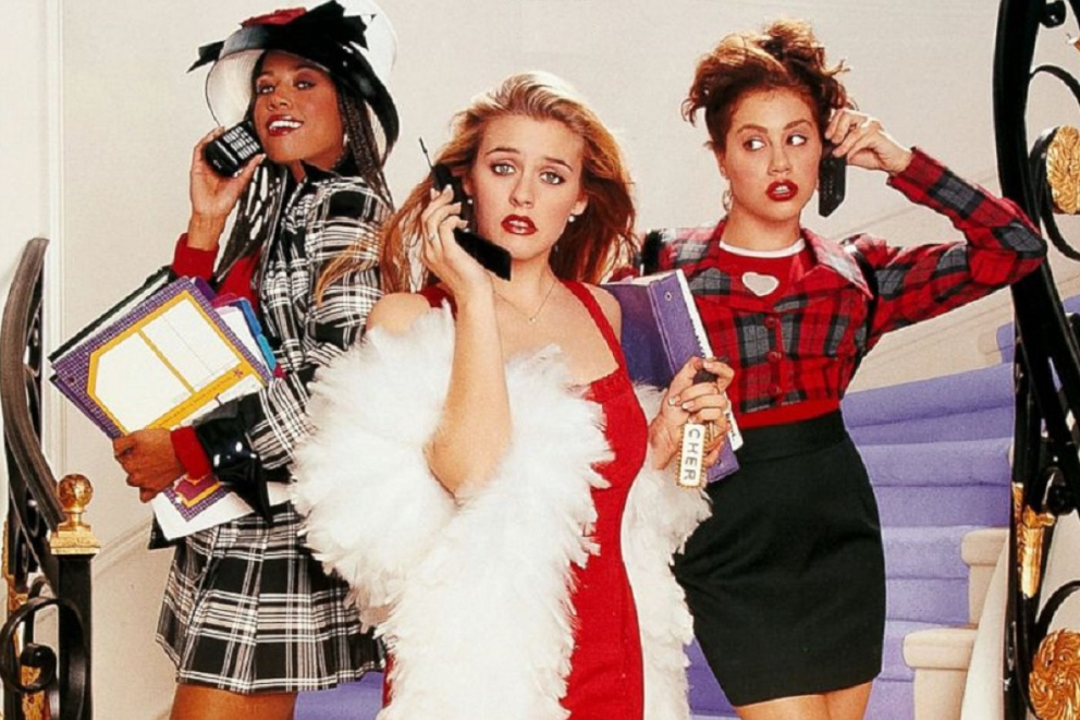 Clueless iconic fashion movies