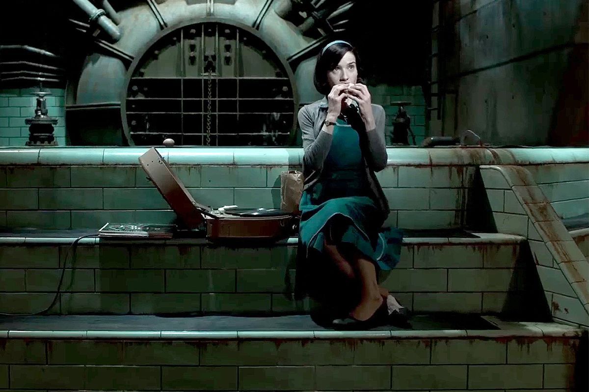 The shape of water facts about guillermo del toro s movie