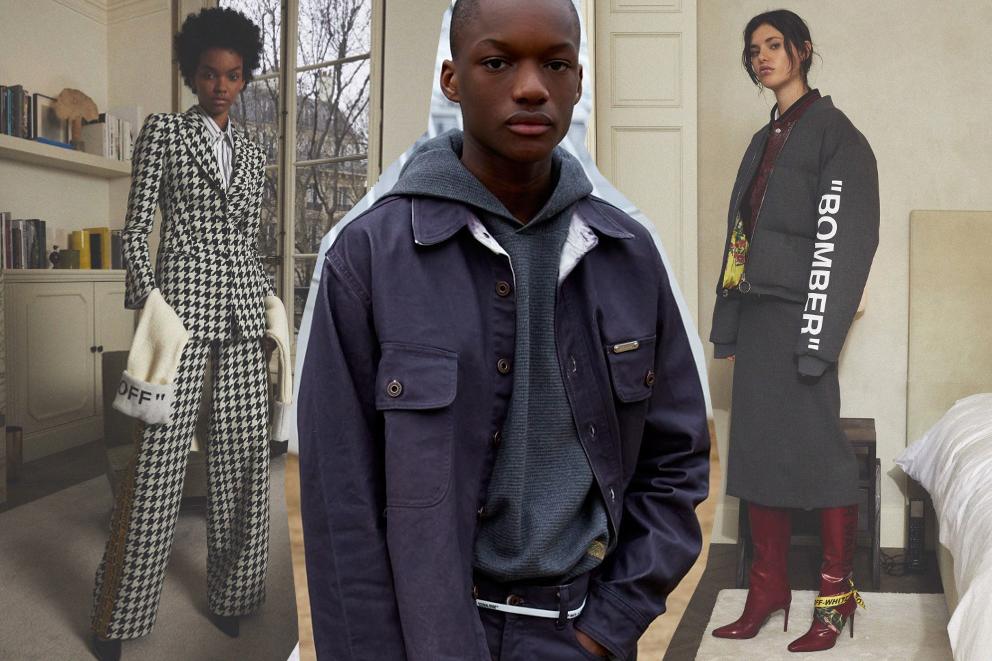 Louis Vuitton Names Virgil Abloh as Its New Men's Wear Designer