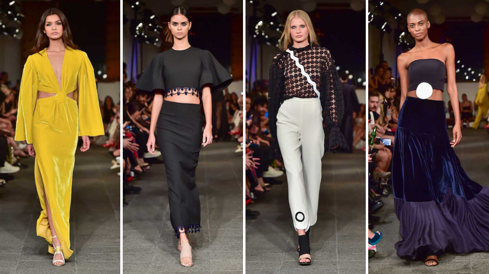 Kris Goyri Fashion Week México Otoño Invierno 2018