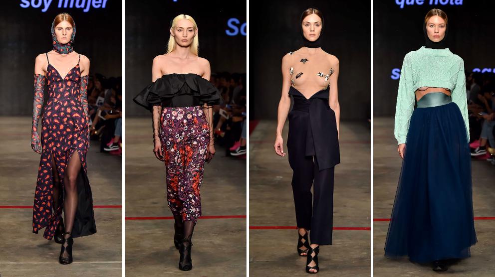 Alexia Ulibarri Fashion Week Mexico Otoño Invierno 2018