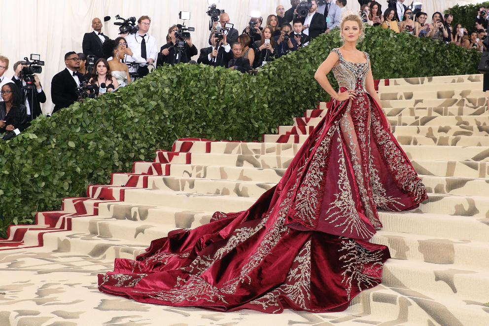 MET Gala 2018 Heavenly Bodies Best Looks from the Red Carpet