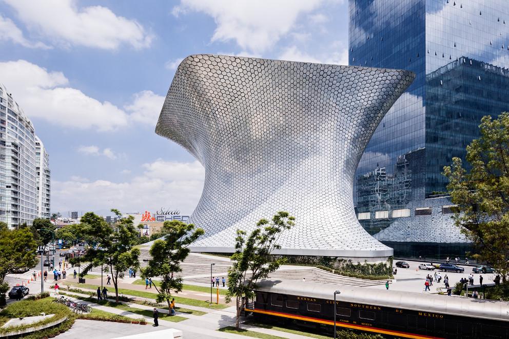 icónicas obras arquitectónicas cdmx