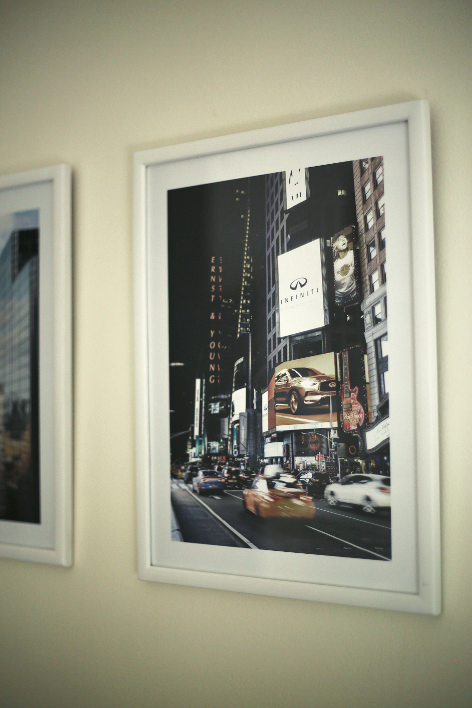 Desenio wall art with a minimal twist omw magazine for Minimal art wall